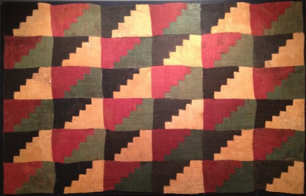 Nasca Culture (200-600 AD) - Camelid Wool and Natural Dyes